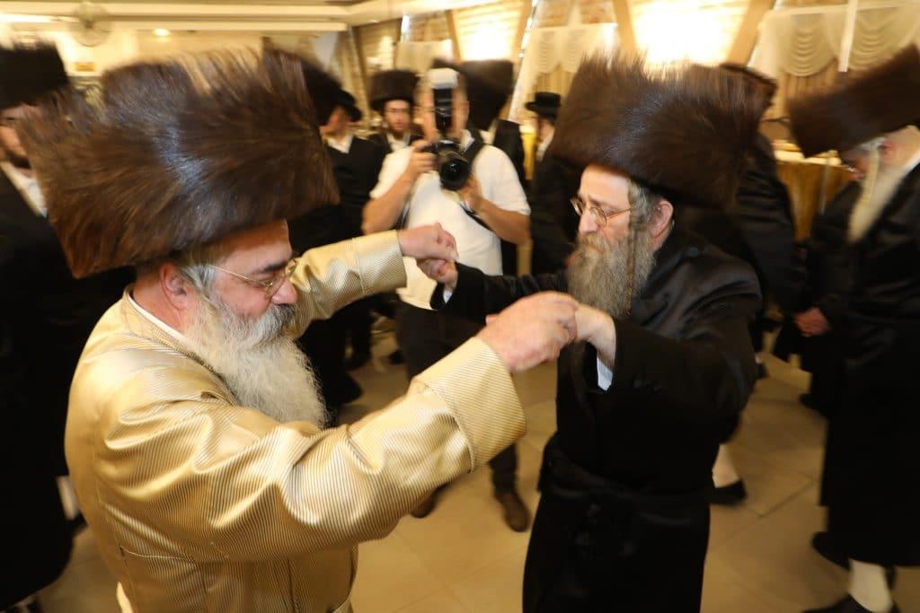 שמחת בית לעלוב ירושלים - דושינסקיא - ערלוי