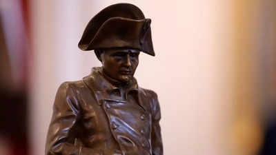 נמצאה הקסדה של נפוליאון • חדשות ותמונות מהעולם