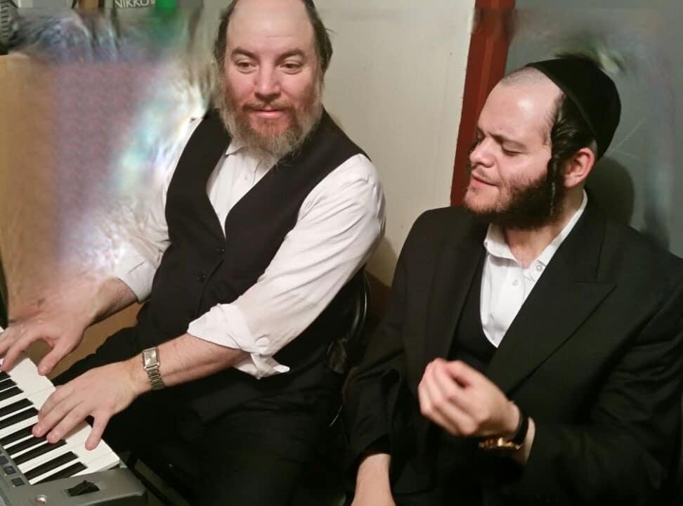 מִן הַשָּׁמַיִם נִשְׁמַע קוֹלוֹ // זאנוויל ויינברגר בראיון חג