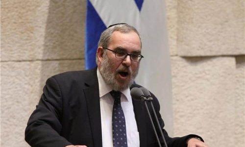 ח''כ יעקב אשר // צילום: דוברות הכנסת