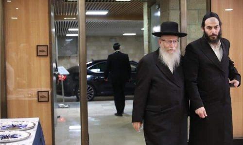 ליצמן בבציק אתר הכנסת