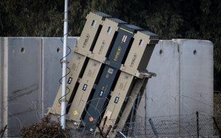 מערכת כיפת ברזל /// צילום: Basel Awidat/Flash90