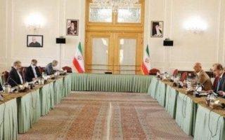 ישיבת הפרלמנט האיראני. צילום מסך, מתוך אתר Tehran Times