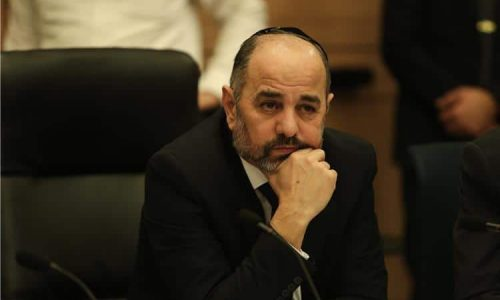 יעקב מרגי   צילום: אתר הכנסת
