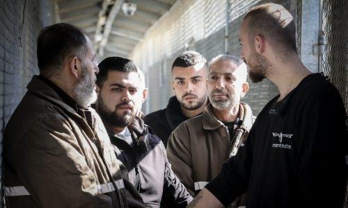 סמיר ארביד נעצר לאחר שביצע פיגוע קטלני והרג את רנה שנרב // צילום פלאש 90
