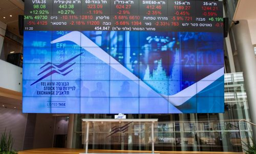 כלכלה // צילום: Flash 90