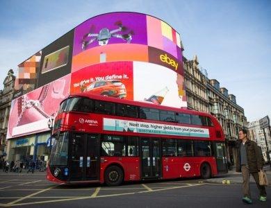 רחובות לונדון   צילום: פלאש90
