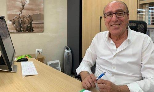 ראש עיריית אילת הנבחר אלי לנקרי