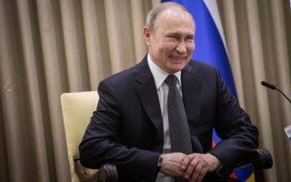 נשיא רוסיה ולדימיר פוטין /// צילום: Hadas Parush/Flash90