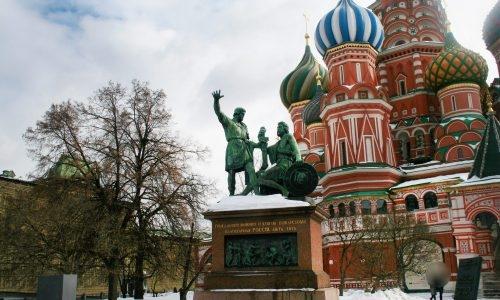 הקרמלין במוסקבה // צילום: משה שי -Flash 90