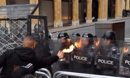 המחאות בלבנון בעקבות המצב הכלכלי