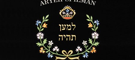 Aryeh Spilman - Lemaan Cover Final
