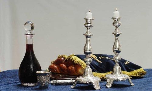 שולחן שבת צילום: מנדי הכטמן פלאש 90