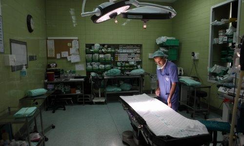 מקצוע הרפואה בישראל עובר שינויים   צילום:  Yaakov Naumi/Flash90