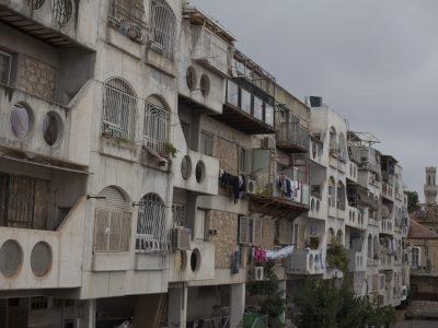 צפיפות הדיור בישראל | צילום:  Lior Mizrahi/Flash90