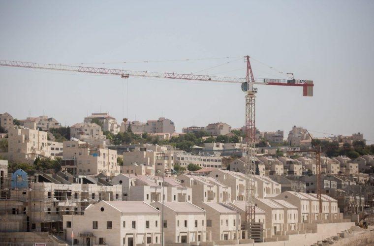 תנופת הבנייה בבית שמש |צילום: פלאש 90