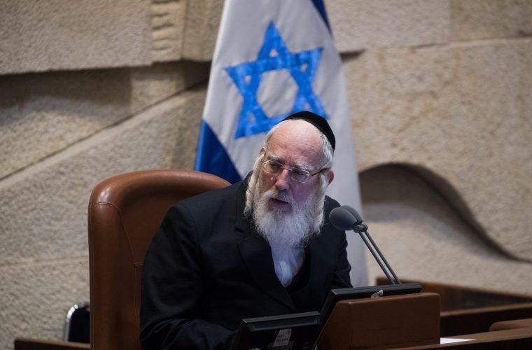 ישראל אייכלר // צילום: יונתן סינדל