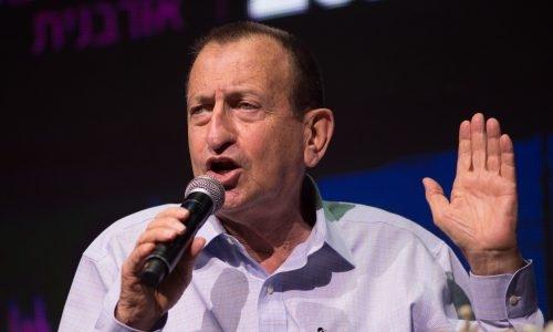 ראש העיר תל אביב רון חולדאי | צילום: Miriam Alster/Flash90