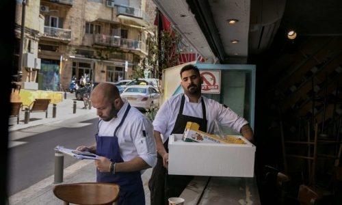מסעדה // צילום: אוליביה פיטוסי - Flash 90