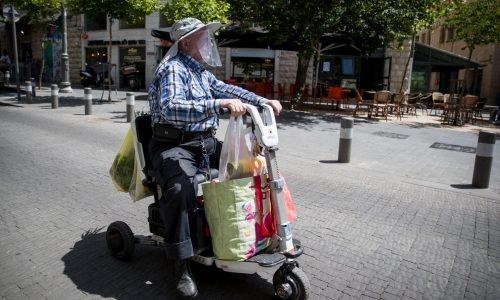 מודיעין במקום הראשון בתחולת החיים הגבוהה ביותר   צילום: Yonatan Sindel/Flash90