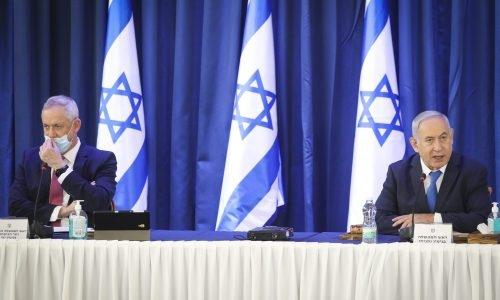 ישיבת הממשלה // צילום: Marc Israel Sellem\פלאש90