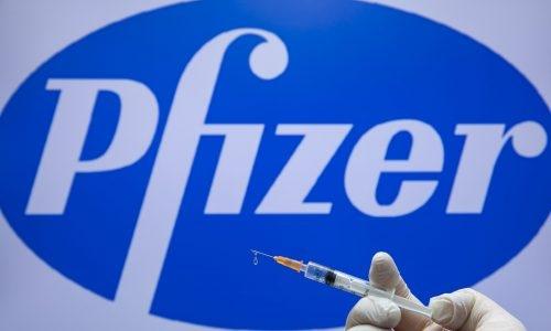 החיסון של 'פייזר'. אילוסטרציה // צילום: אוליבר פיטוסי - פלאש 90
