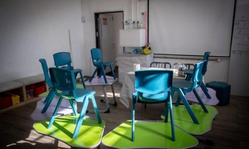 הלימודים יפתחו כרגיל?   צילום:  Yonatan Sindel/Flash90