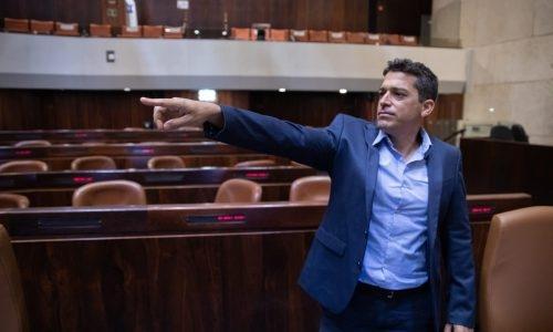 חבר הכנסת מ'ימינה' עמיחי שיקלי // צילום: פלאש 90
