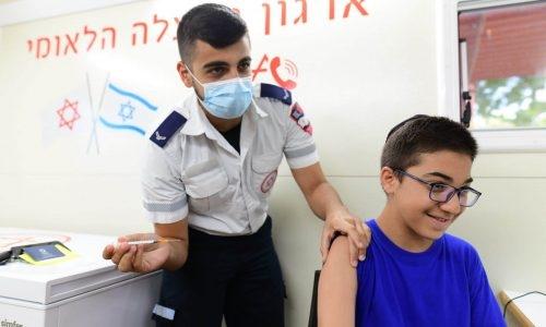 חיסוני ילדים צילום: תומר נויברג/פלאש 90