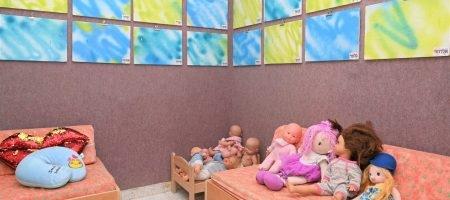 גן ילדים לקראת פתיחת השנה החדשה// צילום: מיכאל גלעדי/פלאש 90