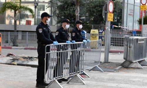 קורונה משטרה