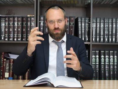 הרב יוסף אונגר
