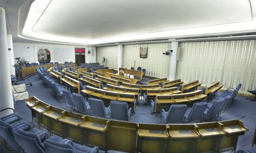 הסנאט הפולני // wikimedia