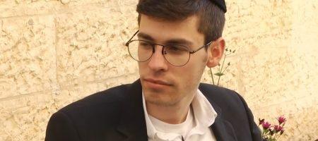 עזריאל מנסה מנהל פיתוח במסילה / צילום: יח''צ