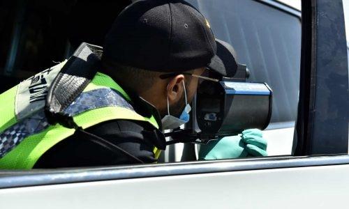 האם יחזרו להשתמש במצלמות הלייזר הידניים (דוברות המשטרה)