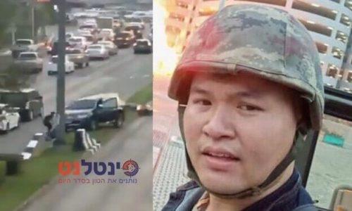 חייל בצבא תאילנד שפתח באש לכל עבר בצפון המדינה