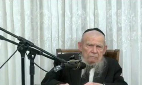 ר גרשון אדלשטיין